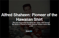Alfred Shaheen - Time Photo Gallery